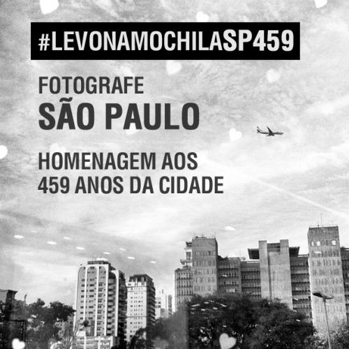 São Paulo 459 anos