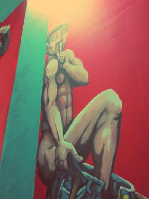 Mais arte nos muros de Córdoba