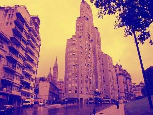 Edificio kavanagh, Buenos Aires, Argentina