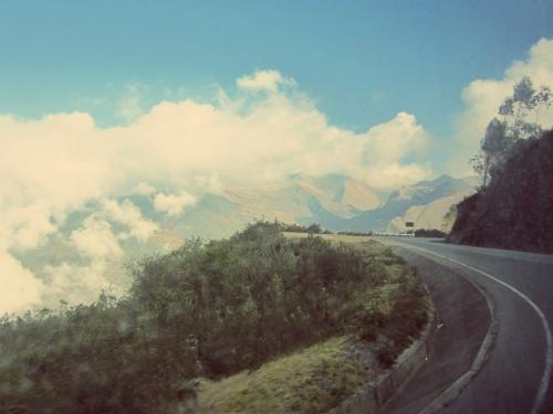 Rumo a Cusco, 21 horas em ônibus.