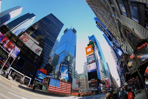 Times Square Nova York