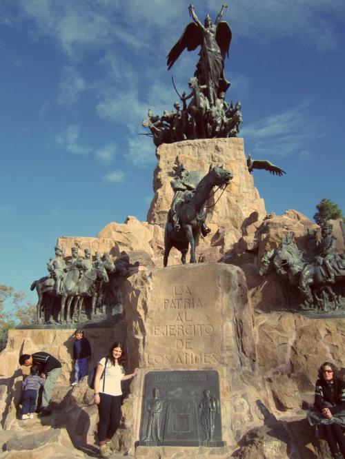 Mendoza - Argentina - Mochilão América do Sul1
