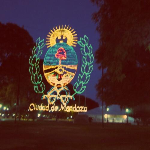 Mendoza - Argentina - Mochilão América do Sul2