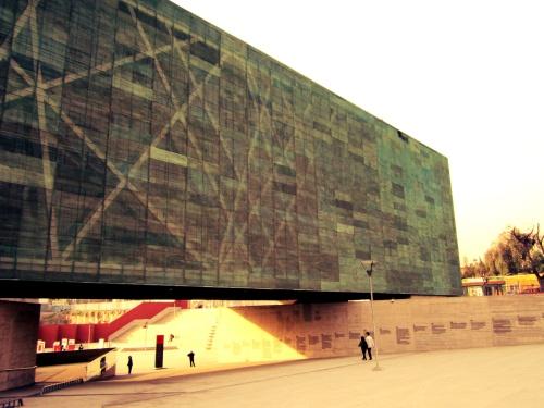 Museu da memória e dos direitos humanos - Santiago - Chile - Mochilão América do Sul